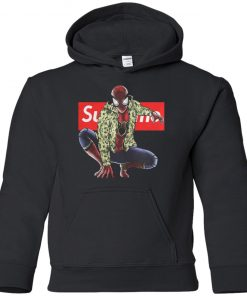 Spiderman Supreme Youth Pullover Hoodie