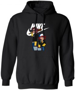Nike Stranger Things Steve And Dustin Limited Edition Unisex Pullover Hoodie