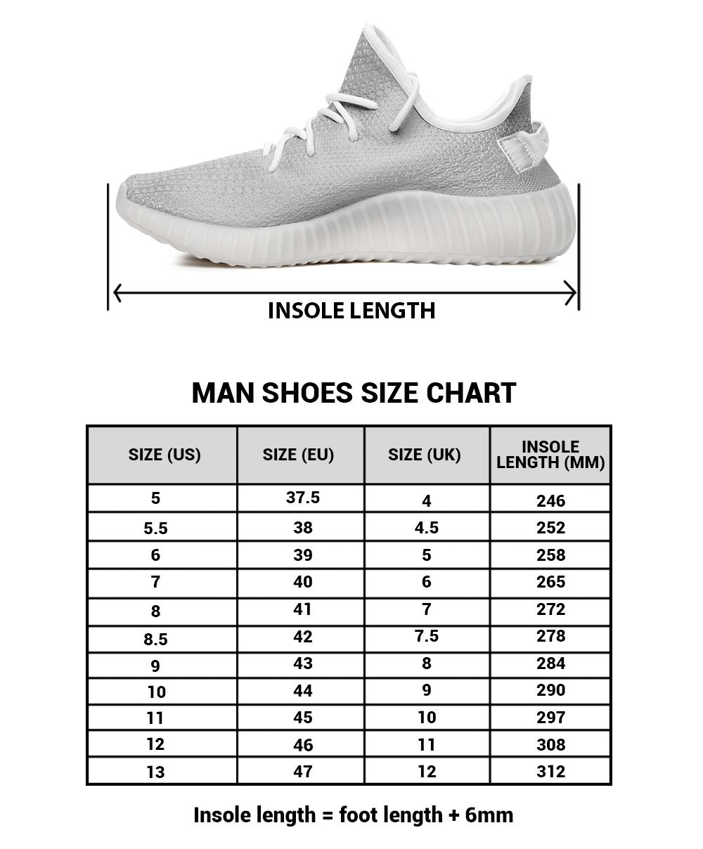 yeezy size chart shoes off 51