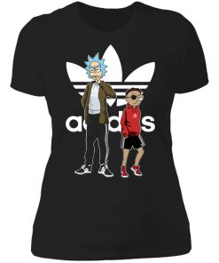 Drink Coke Rick and Morty Ladies T-Shirt